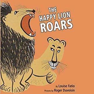 The Happy Lion Roars